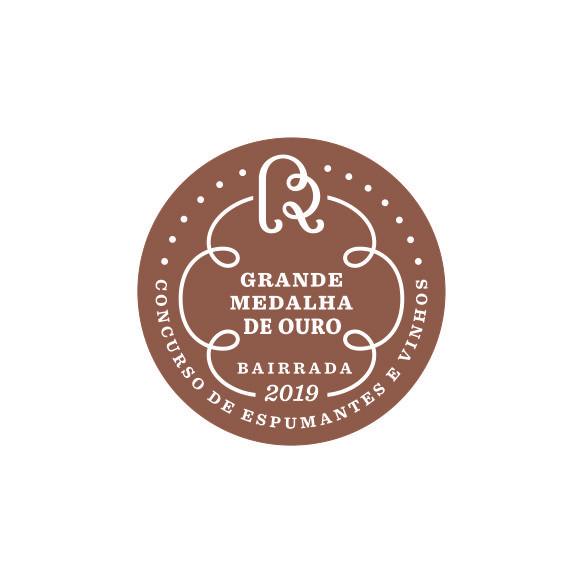Great Gold Medal - Concurso Espumantes Bairrada 2019