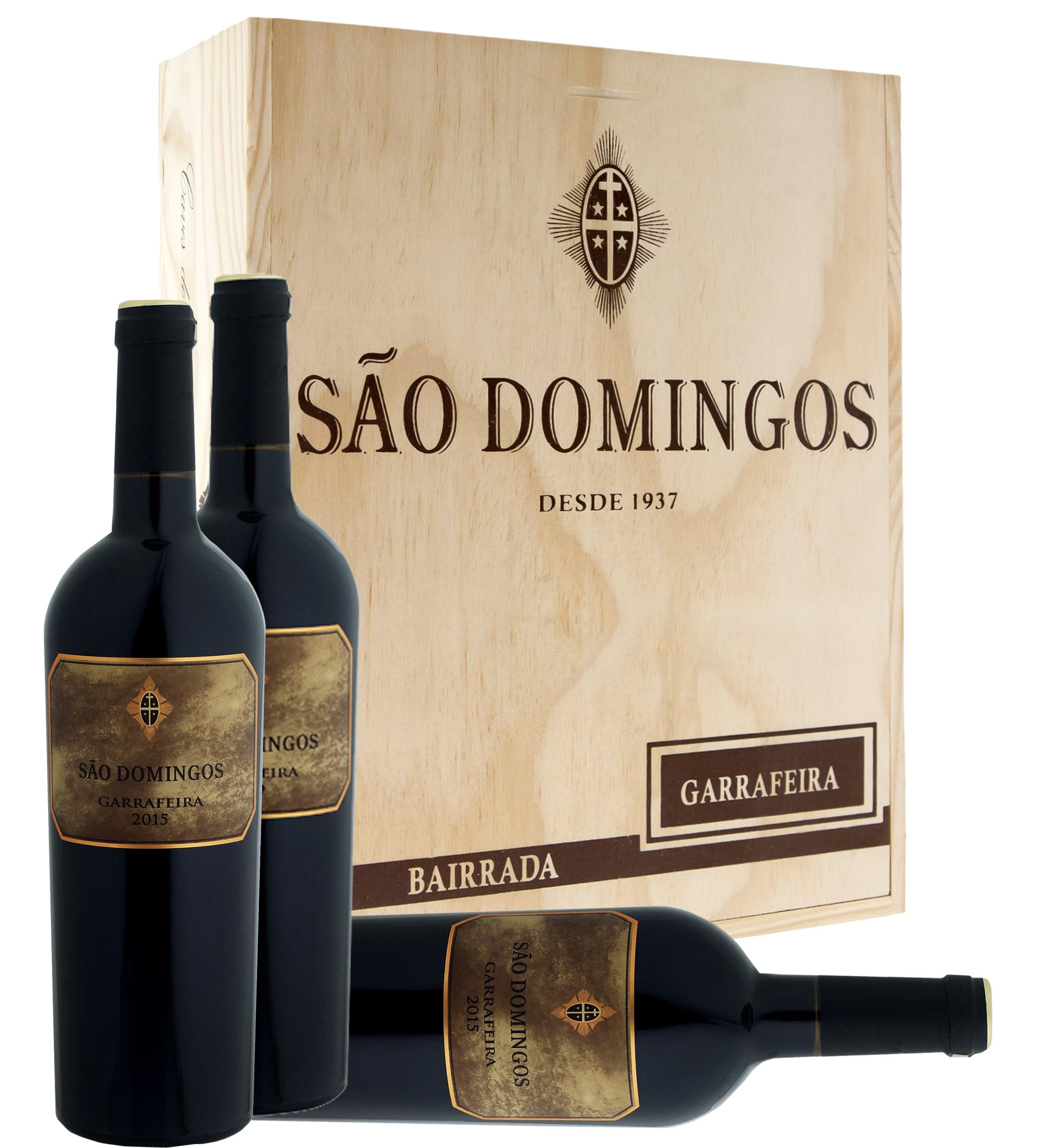 Garrafeira Red Wine