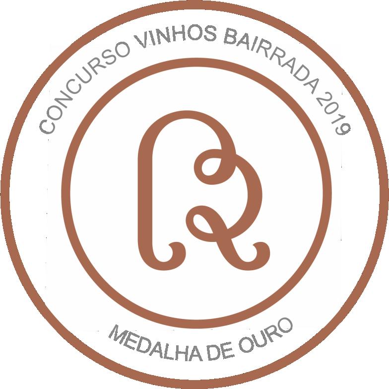 MEDALHA DE OURO - CONCURSO VINHOS BAIRRADA 2019