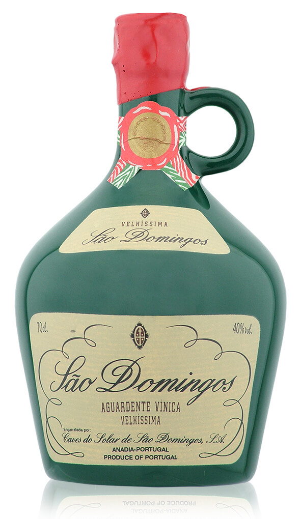Oldest Brandy (porcelain edition 10 years)