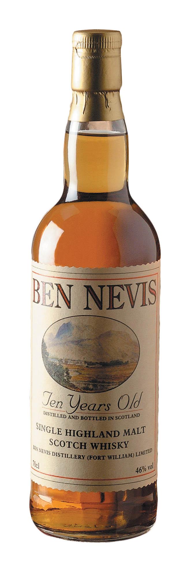 Ben Nevis 10 Years Old